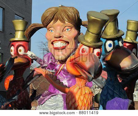 Aalst Carnival, Belgium 2012