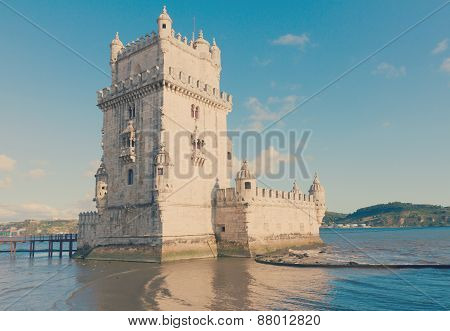 Torre of Belem, Lisbon, Portugal