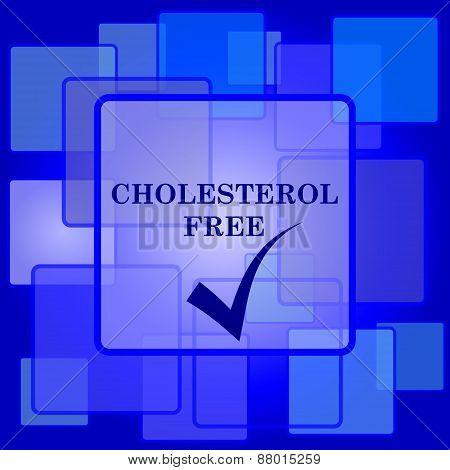Cholesterol Free Icon