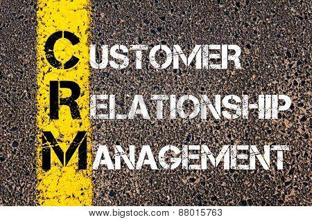 Acronym Crm - Customer Relationship Management