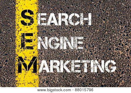 Acronym Sem - Search Engine Marketing