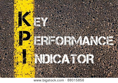 Acronym Kpi - Key Performance Indicator