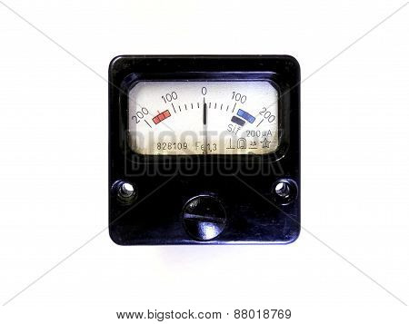 Electro Magnetic Analog Measuring Device.