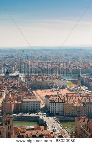 View of Lyon