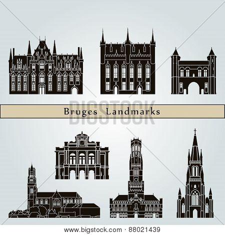 Bruges Landmarks