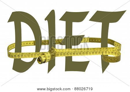 Diet, Word And A Tape