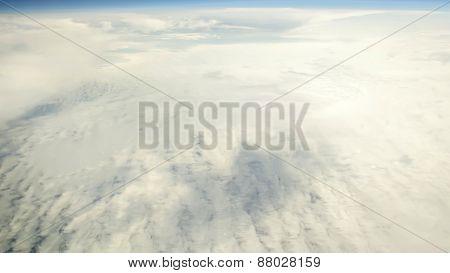 Clouds Waves