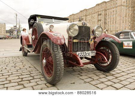 Retro Alfa Romeo