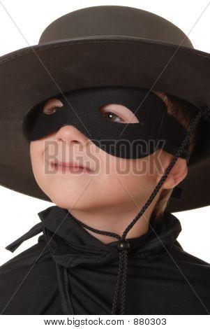 Zorro Of The Old West