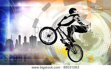 Sport vector illustration
