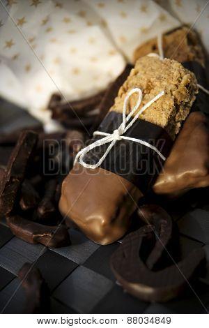 Oat Chocolate Bar