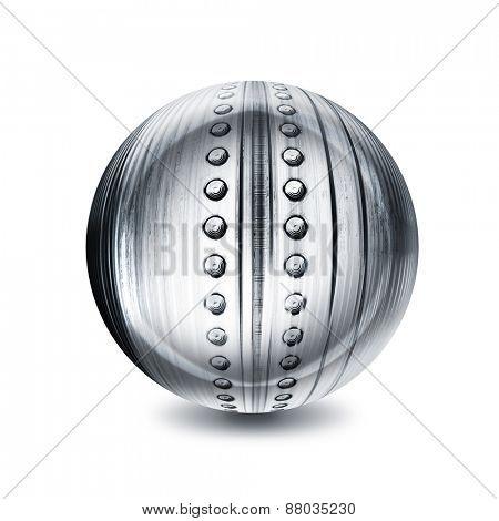 3d steel metal ball