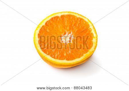 One Half Of Orange