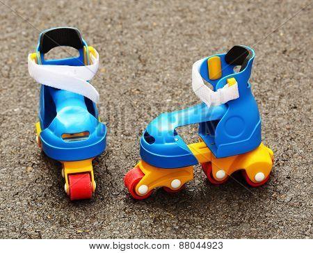Plastic Roller Skates