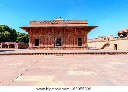 Mariam-uz-Zamani House, Fatehpur Sikri, India
