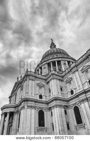 St Pauls Cathedral Anglican Cathedral In London