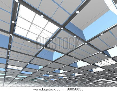 ceiling background