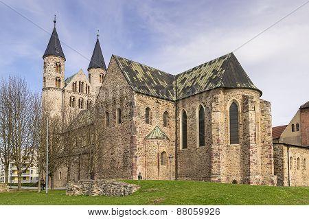 Monastery Magdeburg