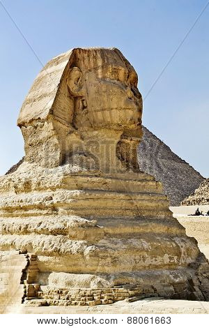 statue of the Sphinx