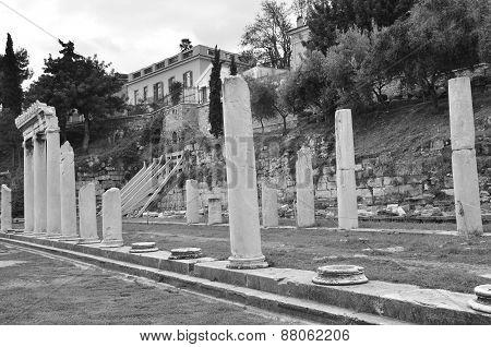 Ruins of Roman Agora
