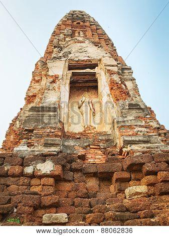 Wat Phra Ram. Ayutthaya historical park.