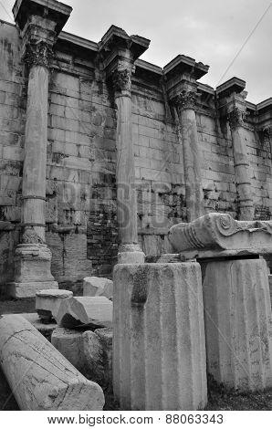 Column Segments