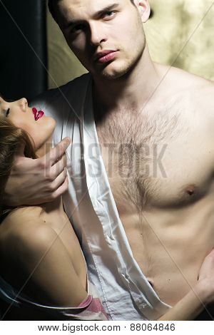 Hot Sensual Couple