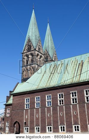 The Bremen Cathedral