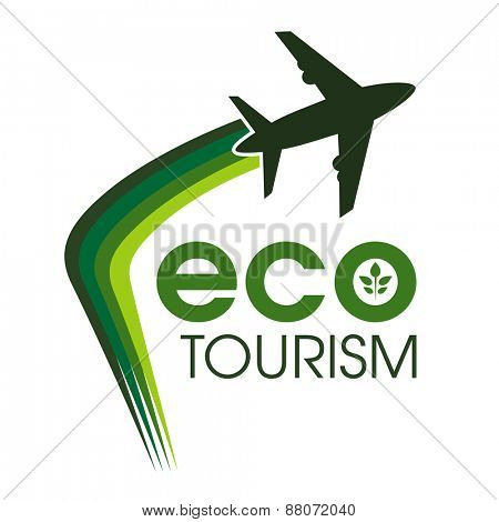 Ecotourism design concept.