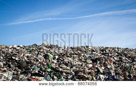 Landfill Landscape