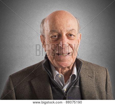 Laughs of elderly