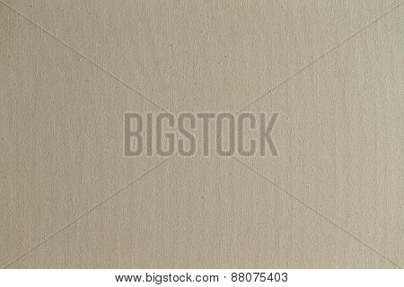 Gray Green Fabric For Background With Copy Space