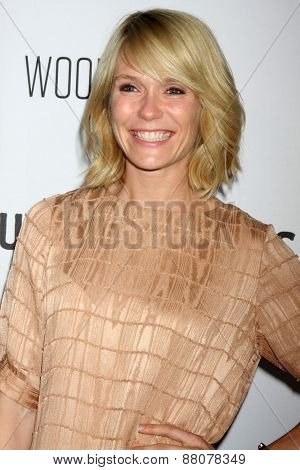 LOS ANGELES - FEB 15:  Katie Aselton at the