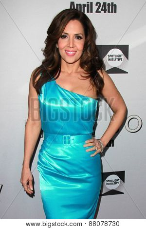 LOS ANGELES - FEB 14:  Maria Canals Barrera at the