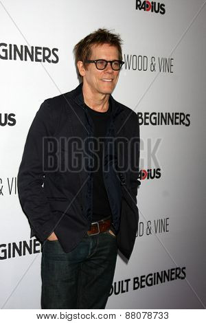 LOS ANGELES - FEB 15:  Kevin Bacon at the