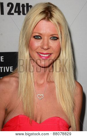 LOS ANGELES - FEB 14:  Tara Reid at the