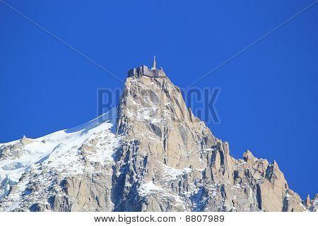 Aiguille Du Midi, Mont-blanc, France