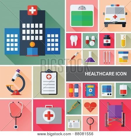 Health Icon Collection