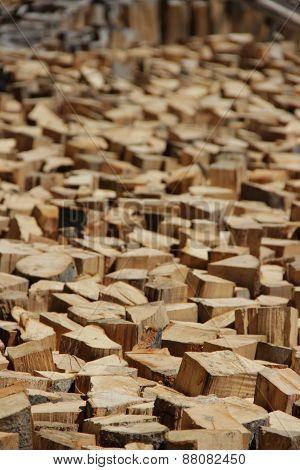dry firewoods