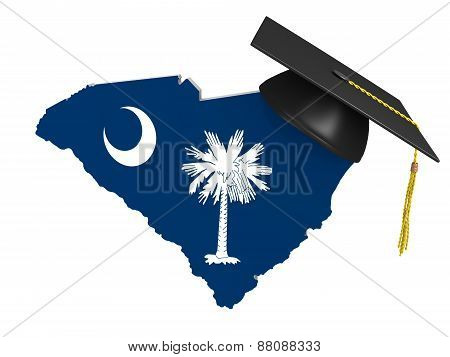South Carolina state college and university education