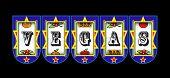 foto of las vegas casino  - Las Vegas slot machine - JPG