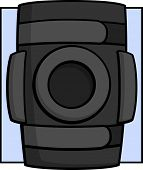 pic of braces  - knee brace - JPG