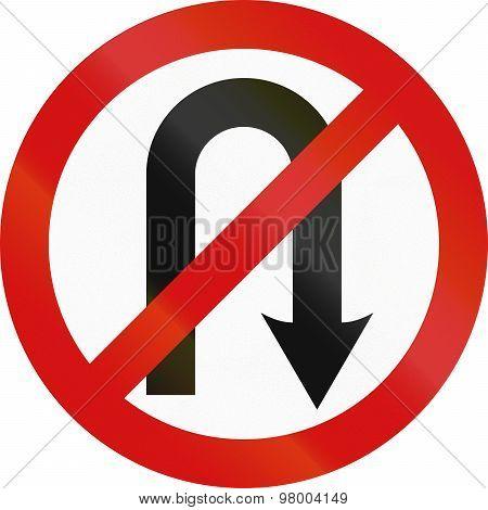 No U-turn In Ireland