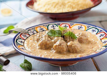 Maroc Style Meatballs