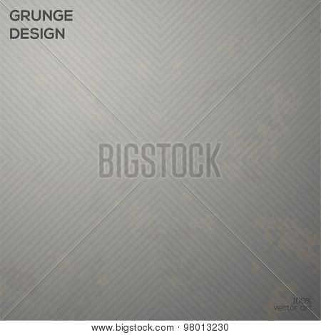 Geometrical Pattern in light retro style