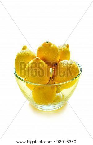 Lemons In The Vase.