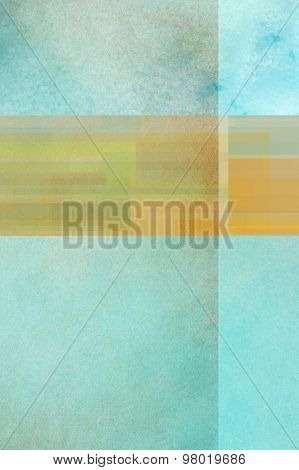 Earthy Squares Background - Graphic Design