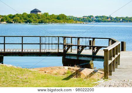 Walkway Over Water
