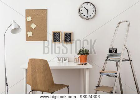 Desk For Creative Worker