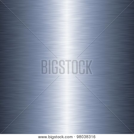Linear Brushed Metal Background